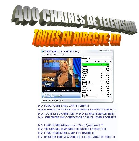 REGARDE PLUS DE 400 CHAINES TV EN DIRECT SUR TON PC - SANS CARTE TUNER !!! dans 400 CHAINES TV EN DIRECT SUR TON PC zlogo400chainestvfinal